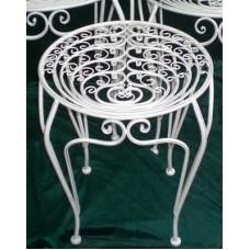Столик ПАВЛИН металлический №5383.1200