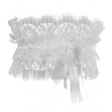 Подвязка, цвет белый №5414.270