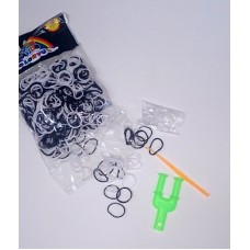 Набор для плетения браслетов из силиконовых резинок Loom Bands №5434.75