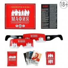 """Игра карточная """"Мафия. Чикаго"""" (с очками) №5119.344"""