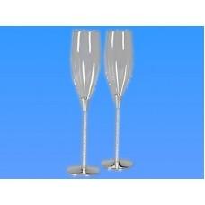 Бокалы Свадебные  Rosenberg, стекло прозрачное №5049.935