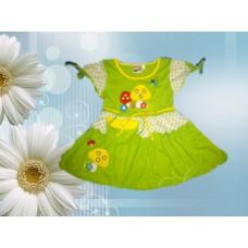 """Платье """"Грибочки"""" размер: 92см №4296"""