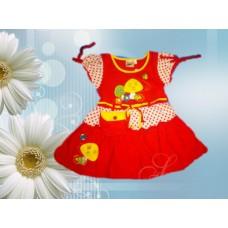 """Платье """"Грибочки"""" размер: 98см №4297"""