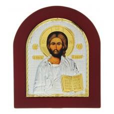 """Икона """"Иисус Христос"""" на дереве, на подставке, 1,0 х 11 х 13 см №4509.300"""