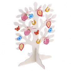 "Дерево пожеланий ""Юбилейное"", размер: 2,1 × 26,2 × 34,8 см №4334"