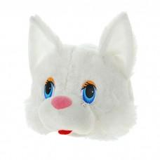 "Карнавальная шляпа ""Кошка"" белая №4179.183"