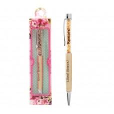 """Ручка в подарочной упаковке """"Шик! Блеск! Красота!"""" Размер: 15см №3857.95"""