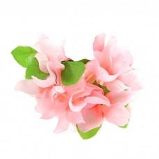 """Браслет """"Цветок Гербера"""", цвет розовый, (набор 2 шт), 13 см №3711.100"""