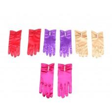 Перчатки мини , 22см, цвета в ассортименте