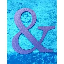 """Деревянное слово """"End"""", 28х30 см, цвет в ассортименте №3765.195"""