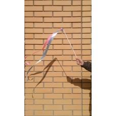 Серпантинка SvetikFantasy ленты, колокольчик цвет: голубой, розовый №3574.30
