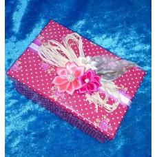 Коробка подарочная SvetikFantasy 11,5 х 7,5 см  №3216.131
