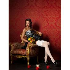 Свадебные чулки SP GOLDFISH 30den цвета: avorio (слоновая кость)   №2785.420