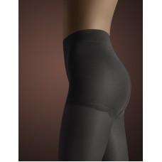 Колготки утягивающие с короткими шортами Body Line den120/40, цвет nero (черный), размер 6 №2502.164
