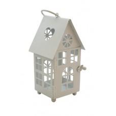 Декоративный домик-фонарик №5631.295