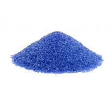 Песок синий для декора №5762.88