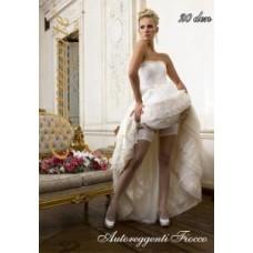 Чулки свадебные  SP FIOCCO 20den Цвет: bianco (белый) Размер: L/XL  №15.420