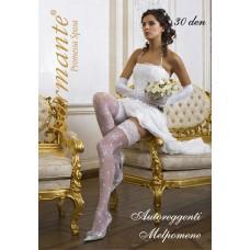 Чулки свадебные  SP MELPOMENE 30 цвета: белый/bianco Размер: S/M, M/L №22.548