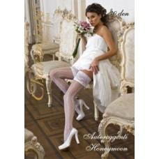 Чулки свадебные SP HONEYMOON 30den Цвет: bianco (белый) Размер: M/L №2070.472