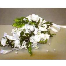 Букет невесты белый №2.750