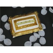 Подушечка для колец Золото Размер: 17х22см №116.154