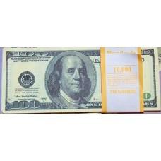 Купюра 100 долларов №110.110