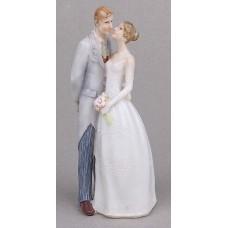 """""""Свадьба. Поцелуй"""", лакированный 6,5x17x5 см  №47.275"""