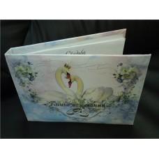 Книга пожеланий  Лебеди  №34.112