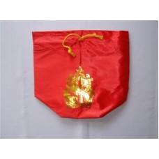 Мешок для сбора денег красный №11.65
