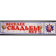 """Номер """"Веселее свадьбы нет"""" №6"""