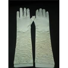Перчатки айвори (длина до локтя) №5.315