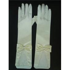 Перчатки айвори (длина до локтя) №7.212