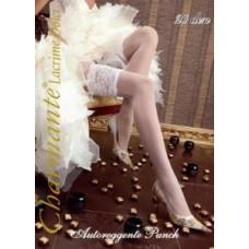Чулки свадебные  Punch  Цвет: белый  Размер: S/M