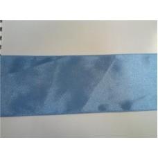 Лента атласная 50мм голубая №25.20 (Цена за 1 метр)