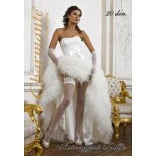 Свадебные чулки SP SOUFFLE цвета: белый/bianco   №1448.407