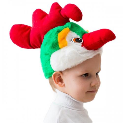Петух шапка 168