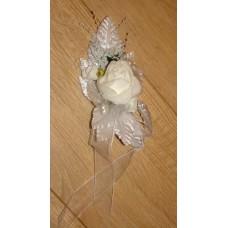 Цветочек Белый 17х11,5см №450.105