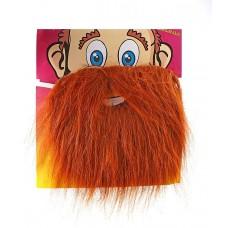 Борода рыжая Размер: 0,2×19,5×22см №64.41
