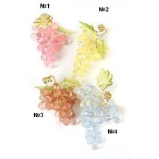 Виноград (7 см)  №1421.40