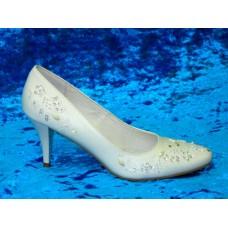 Туфли, Blossem цвет: белые