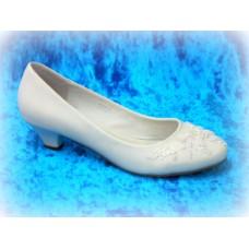 Туфли, Blossem цвет: белые №851.1300