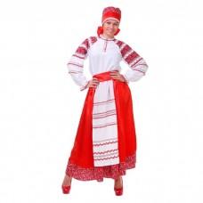 Русский женский костюм