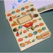 Блокнот Овощи А6