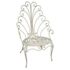 Кресло ПАВЛИН металлическое №5382.5000