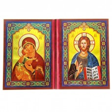 Владимирская Икона Божией Матери - Господь Вседержитель №5362.60
