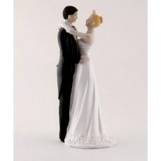 "Статуэтка ""Свадебная пара""  №5134.390"