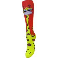 """Колготки """"Жираф"""", цвета: желтый, голубой, мятный размеры: 74-80см №5019.135"""