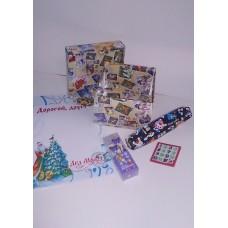 Подарок от Деда Мороза для девочки (из 5 предметов) №4825.275