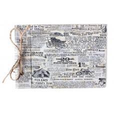 "Альбом ""Газета"", 75 листов, размер: 1,5х22х15 см"