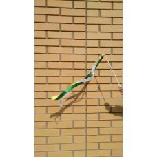 Серпантинка SvetikFantasy ленты, кружево, колокольчик цвет: белый, желтый, зеленый №3577.35